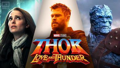 Thor Love and Thunder Director Taika Waititi reveals interesting details about the franchise