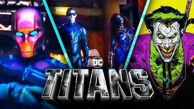 Joker Titans Red Hood HBO Max
