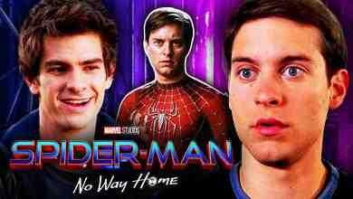 Spider-Man, Andrew Garfield, Tobey Maguire