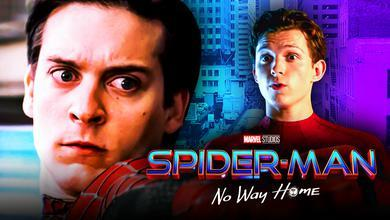 Tobey Maguire, Tom Holland, Spider-Man: No Way Home