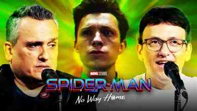 The Russo Brothers, Tom Holland, Spider-Man: No Way Home