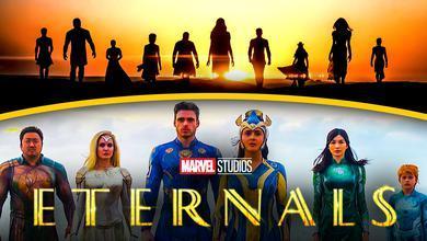 Eternals Marvel Studios