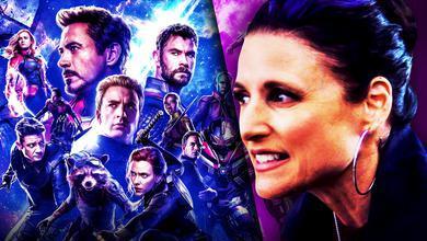 Marvel, Julia Louis-Dreyfus, Avengers: Endgame