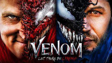 Venom, Carnage, Tom Hardy, Woody Harrelson