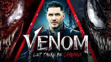 Venom, Carnage Tom Hardy