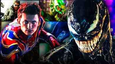 Spider-Man Venom Sinister Six