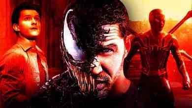 Venom, Tom Hardy, Spider-Man, Doctor Strange, No Way Home
