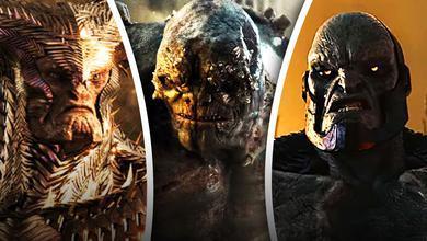Darkseid, Steppenwolf, Doomsday
