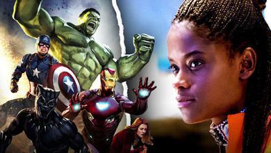 The Avengers, Shuri.