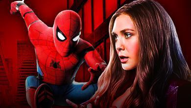 Spider-Man, Scarlet Witch