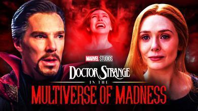 Wanda, WandaVision, Doctor Strange, Multiverse