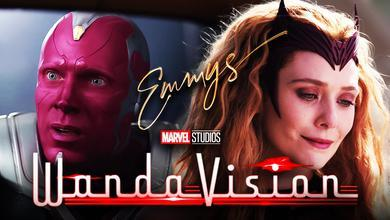 Scarlet Witch and Vision, WandaVision, Emmy Awards