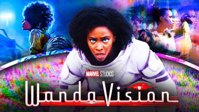 WandaVision, Monica Rambeau, MCU