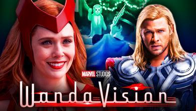 WandaVision Thor costume Billy