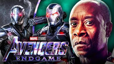 Avengers, Endgame, War Machine, Marvel, MCU