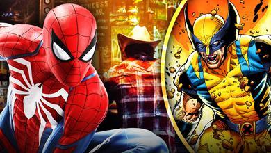 Wolverine Spider-Man