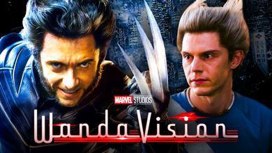 Wolverine and Evan Peters Pietro