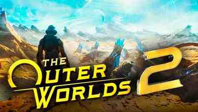 The Outer Worlds 2  Logo Background