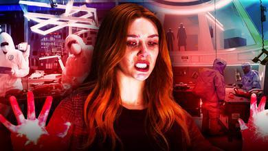 Elizabeth Olsen Scarlet Witch Angry WandaVision