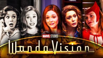 WandaVision Wanda Throughout Years Decades Comparison
