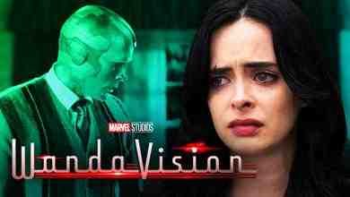 WandaVision's connection to Jessica Jones.