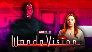 Wanda Maximoff, Vision