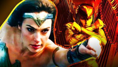 Gal Gadot, Wonder Woman Golden Armor