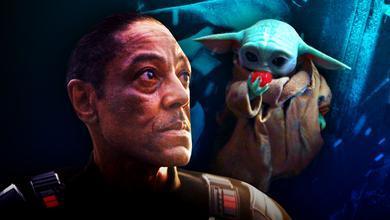 Moff Gideon, Baby Yoda