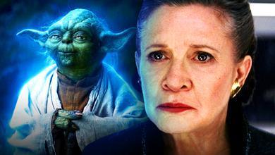 Yoda spirit, General Organa