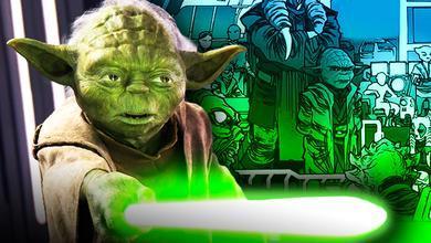 High Republic Yoda
