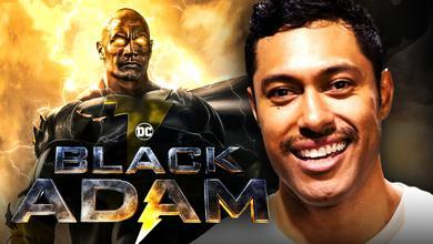 Dwayne Johnson as Black Adam