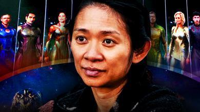 Chloe Zhao Eternals Cast