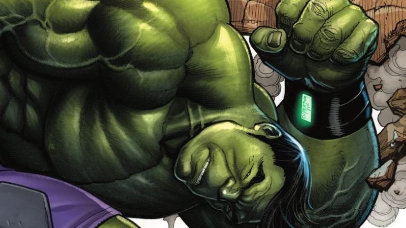 Hulk Armband Device