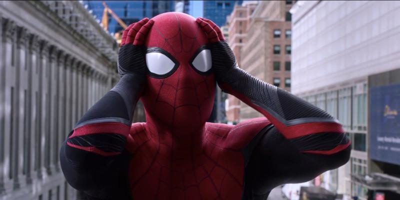 Spidey 404 Page