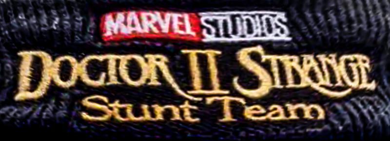 Doctor Strange Stunt Team