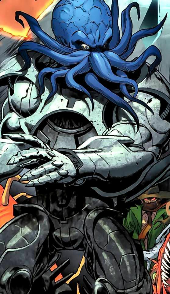Dweller-in-Darkness Marvel Comics Shang-Chi