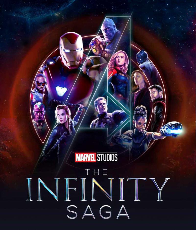 MCU Infinity Saga Heroes